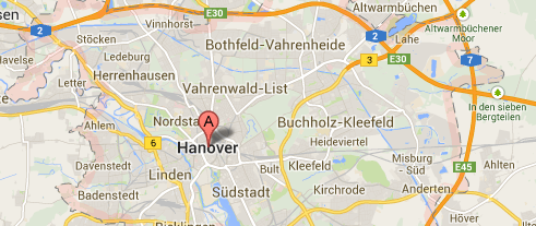 Living in Hannover